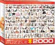 Product Image. Title: World of Dogs 2000 pc