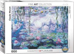 Monet Water Lillies 1000 Piece Puzzle