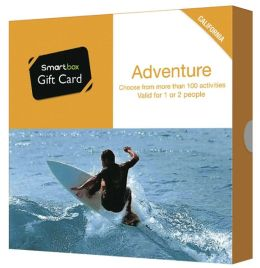 Adventure Gift Card - California Edition