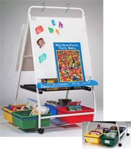 Copernicus RC005-PTP2 Classic Royal Reading - Writing Center with Tub Upgrade PTP2