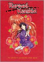 Rurouni Kenshin Tv: Season 1 Economy Box