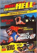 Bikers Running Wild Triple Feature