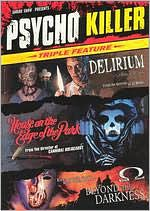 Shriek Show Presents: Psycho Killers Triple Feature
