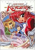 Magic Knight Rayearth: Seasons 1 & 2
