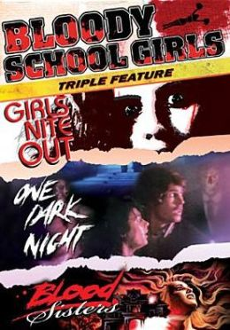 Bloody School Girls: Triple Feature