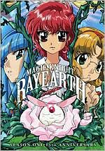 Magic Knight Rayearth: Season 1