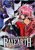Magic Knight Rayearth: Season 2