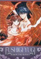 Fushigi Yugi Season Two Boxset