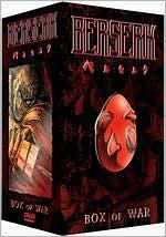 Berserk Tv Series Season 1: Complete Collection