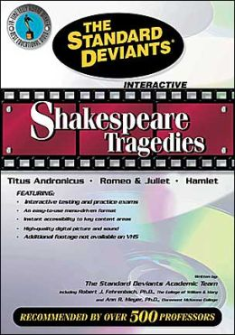Standard Deviants: Shakespeare Tragedies 2