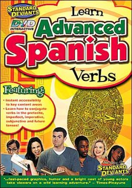 Standard Deviants: Advanced Spanish - Verbs