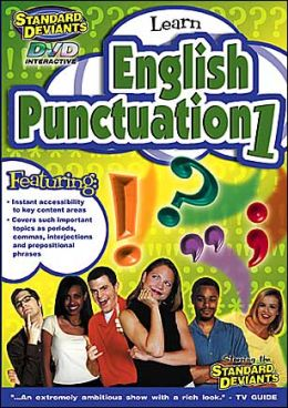 Standard Deviants: English Punctuation