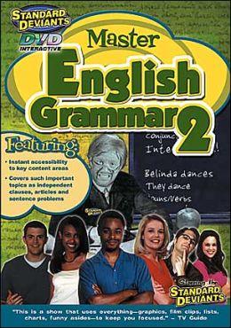Standard Deviants: English Grammar 2