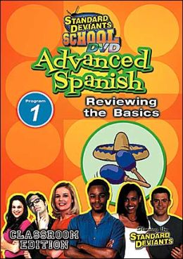 Standard Deviants School: Advanced Spanish, Program 1