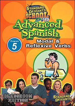 Standard Deviants School: Advanced Spanish, Program 5