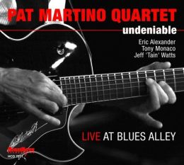 Undeniable: Live at Blues Alley