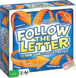 Follow The Letter