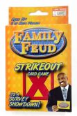 Product Image. Title: Family Feud StrikeOut Card Game