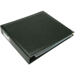 We R Faux Leather 3-Ring Binder 12