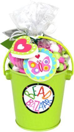 'Bead Garden'' Bead Kit, Green