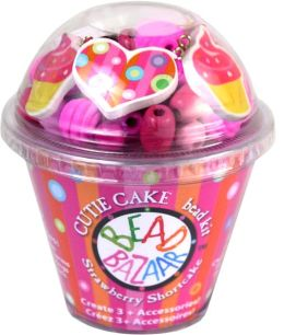 Strawberry Shortcake ''Cutie Cake'' Bead Kit