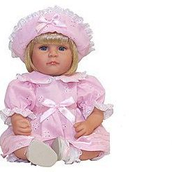Phoenix Custom Promotions 22023 13 in. Lilly Baby Doll