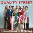 CD Cover Image. Title: Quality Street:  A Seasonal Selection For The Whole Family, Artist: Nick Lowe