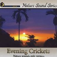Nature Sound Series: Evening Crickets