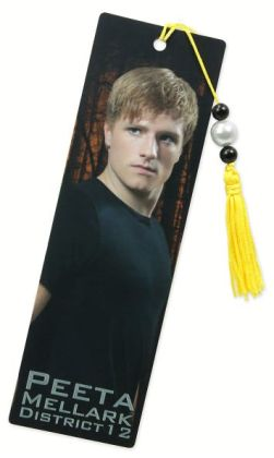 Hunger Games Peeta Bookmark
