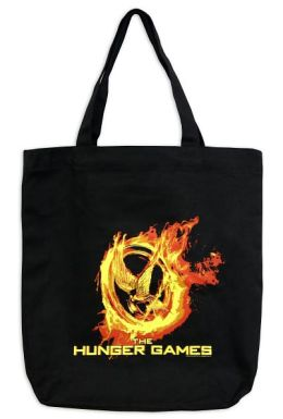 Hunger Games Canvas Tote bag with Movie