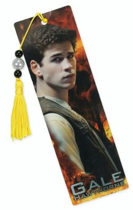 Hunger Games Gale Bookmark