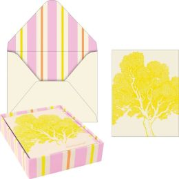 Thomas Paul Tree Boxed Note Card Set of 12