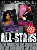 Platinum Comedy Series: All-Stars, Vol. 3 - Mo'Nique/Bruce Bruce