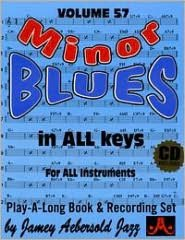 Minor Blues in All 12 Keys