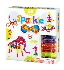 Sparkle Zoob - 60 Piece Set