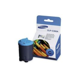 Samsung CLPC300A Cyan Toner for CLP-300 Series(approximate 1,000 page