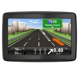 TomTom VIA 1505TM GPS Navigation - 5 Touchscreen, 4GB Internal Memory,