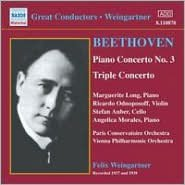 Beethoven: Piano Concerto No. 3; Triple Concerto
