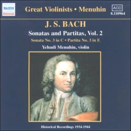Bach: Sonatas and Partitas, Vol. 2