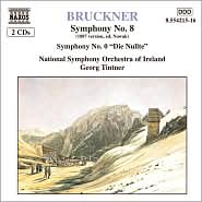 Bruckner: Symphony No. 8, Symphony in D Minor (No. 0)