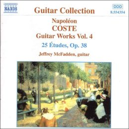 Coste; Guitar Works, Vol.4