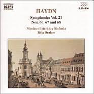 Haydn: Symphonies 66 - 68