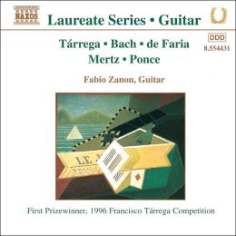 Guitar Music of Tarrega, etc..