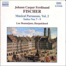 J.C.F. Fischer: Musical Parnassus, Vol. 2