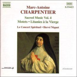 Charpentier: Sacred Music Volume 4
