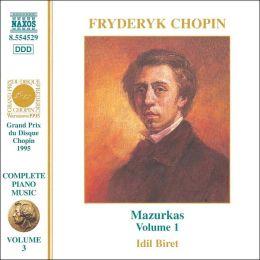 Chopin: Mazurkas, Vol. 1