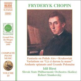Chopin: Complete Piano Music, Vol. 15