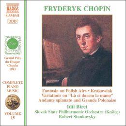 Chopin: Complete Piano Music, Vol. 15
