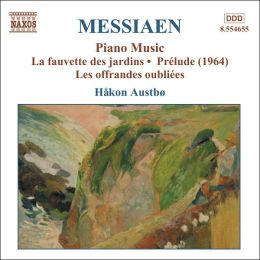 Olivier Messiaen: Piano Music, Vol. 4