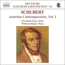 Schubert: Austrian Contemporaries, Vol. 1